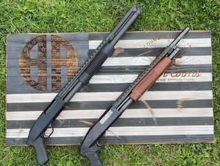 Mossberg 500AT/Persuader 12Ga - $420/480