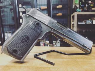 """For Sale - Colt 1903 """"Pocket Hammer"""" 38 Rimless Smokeless - $975OTD"""