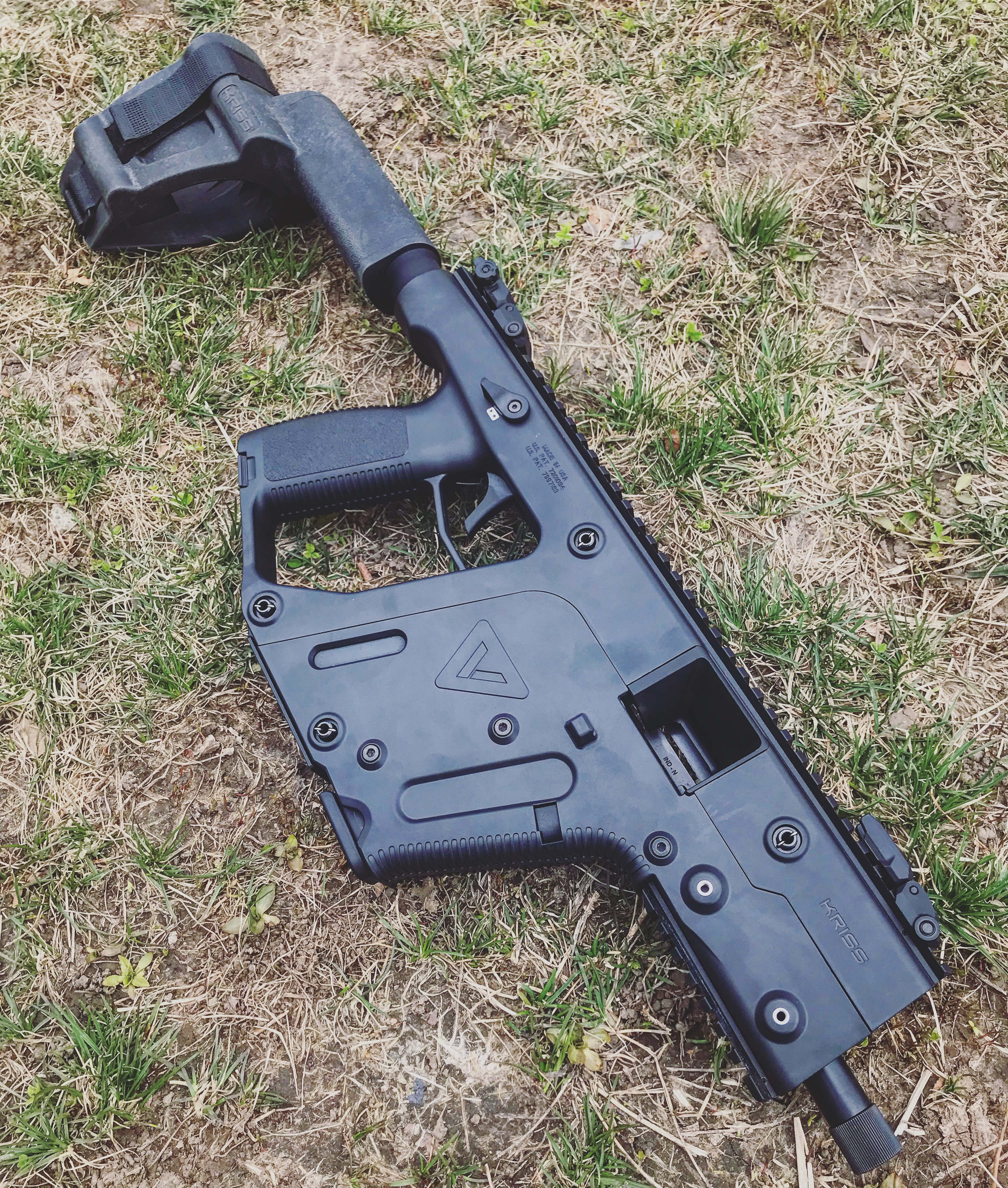For sale - Used KRISS Vector 9mm Gen 2 -$1000