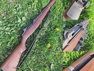 """For sale - 1942""""Special Grade"""" M1 Garand .30-06 - $1300"""