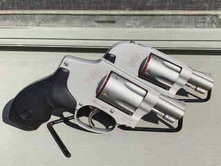 Smith & Wesson 642/637 - $440