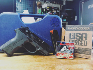 For Sale - Used Beretta PX4 Storm 9mm w/extras - $475