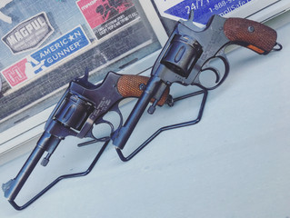 For Sale - Russian Nagant Revolvers 1921 & 1923 - $350 Each