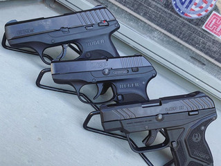 Ruger EC9s/LCP/LCP II