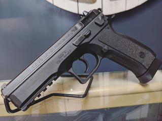 For Sale - CZ75 SP-01 Phantom 9mm - $480