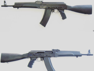 For Sale - New Old Stock/Unfired Saiga 5.45x39 AK74's - $1000