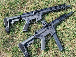 FTM 9mm Pistol Carbines - $1,000