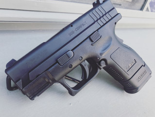 For Sale - Springfield XD40 .40 - $270