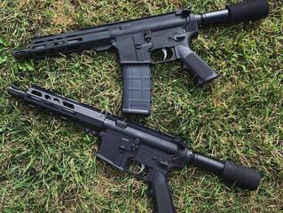 Bear Arms 300 Pistol AR - $500