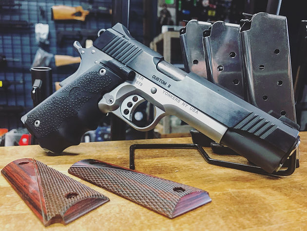 For Sale - Used Kimber Custom 2  45 - $650 | Gun Store | Council