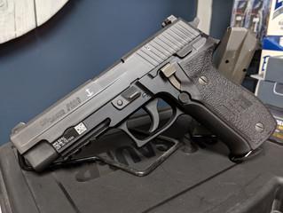 For Sale - Sig Sauer P226 MK-25 Navy 9mm - $800