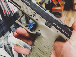 For sale - New CZ P10C 9mm - $510