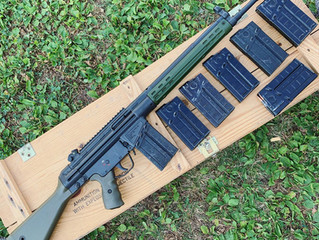 PTR 91, 308WIN/Mags/Ammo - $1,230