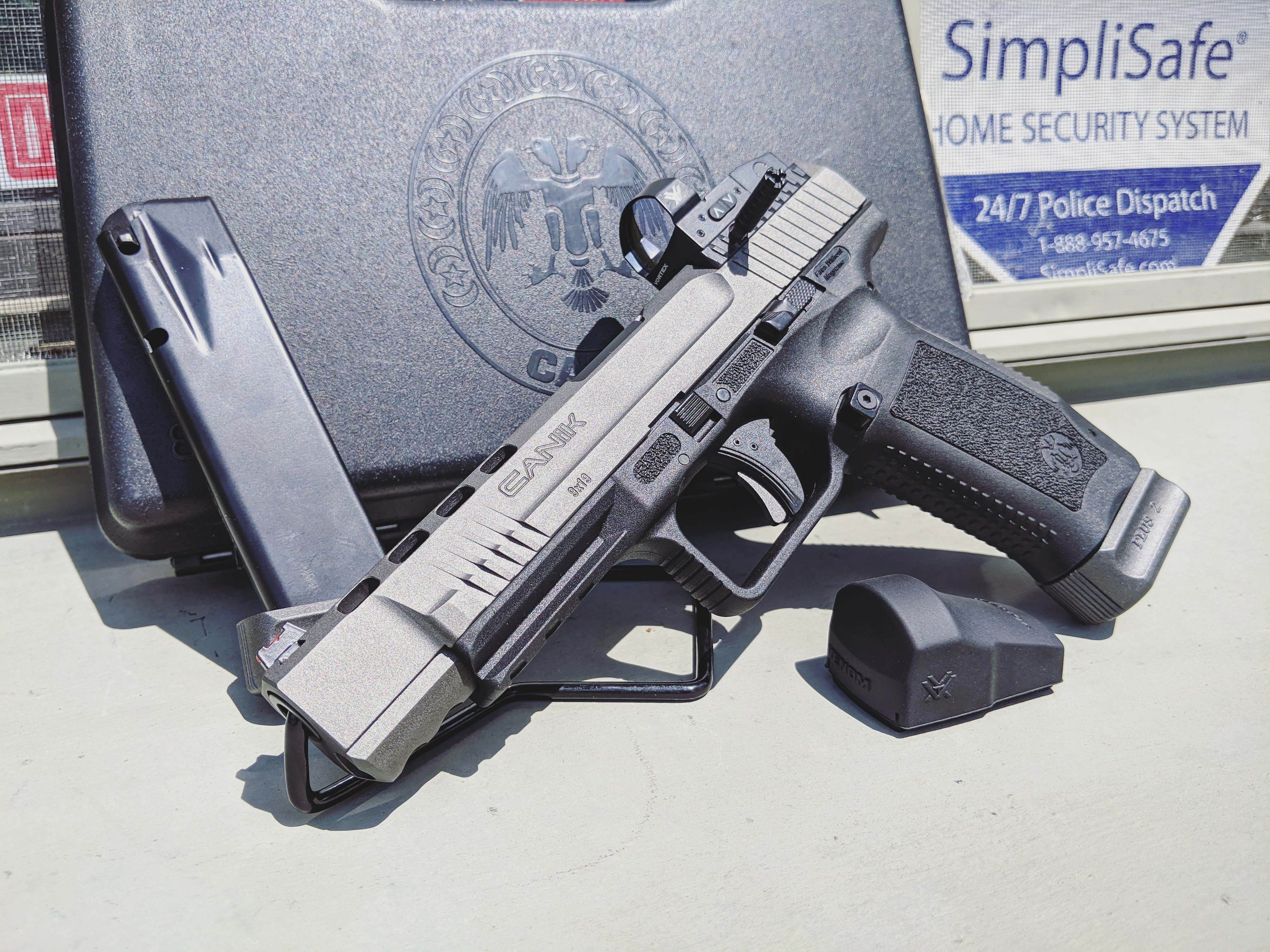 For Sale - Canik TP9SFX 9MM - $600
