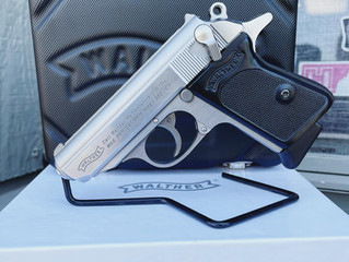 Walther PPK 380 - $840