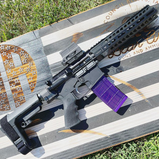 17Designs Folding AR-5.56 Pistol - $1,350