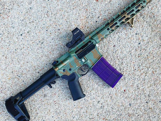 Bear Arms Custom Shop Rifles!