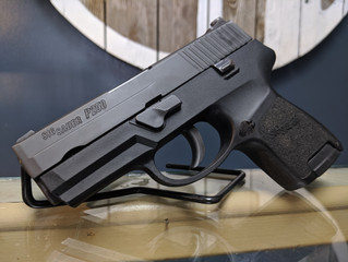 For Sale - Sig Sauer P250 .40 - $350
