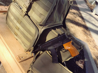 For sale - GPS Tactical Range Ready Backpack - $140