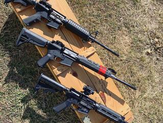 Colt M4/Springfield Saint/S&W M&P Sport II - $1,350/$1,000/$950