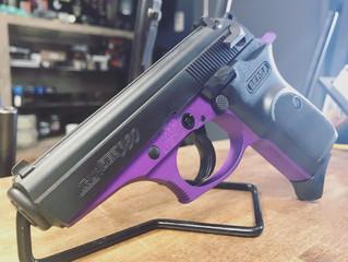 For sale - Bersa Thunder (Purple Frame) - $280