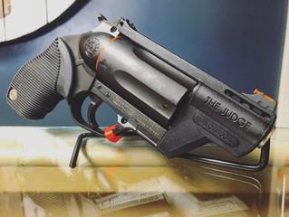 For Sale - Taurus Public DefenderJudge .410/45LC - $400