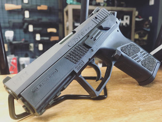 For sale - CZ P07 Duty Mexico Contract 9mm's -$470