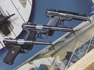 Ruger Mark Series - $300-375