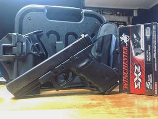 For Sale - Used Glock 21 Gen 3 w/ Extras! - $390
