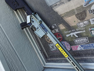 Sig Sauer M400 TREAD Predator - $1,100