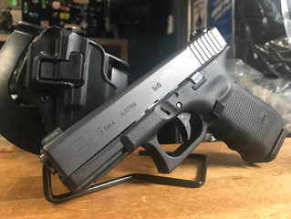 For Sale - Used Glock 19 Gen 4 w/ Night Sights - $450