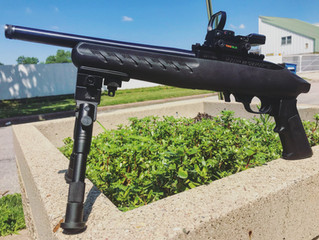 For sale - Ruger 10/22 Charger with extras! - $300