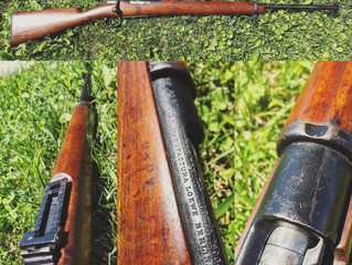For sale - Spanish Mauser 7mm - $285
