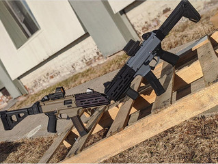CZ Scorpion Evo 3 (UPGRADES) - $1,600+