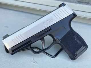 Sig Sauer P365 Stainless - $580