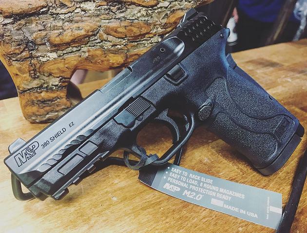 For Sale - Smith & Wesson 380 EZ Shield - $380 | Gun Store