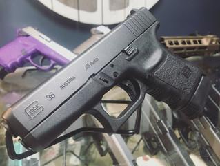 For Sale - Glock 36 Gen 3 .45 - $475 OTD