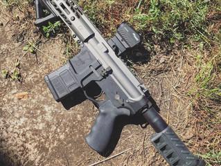 For Sale - Lightly loved Custom AR15 5.56 - $650