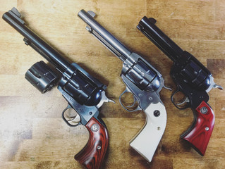 For Sale - Ruger Single Action Cowboy revolvers! - $500-600