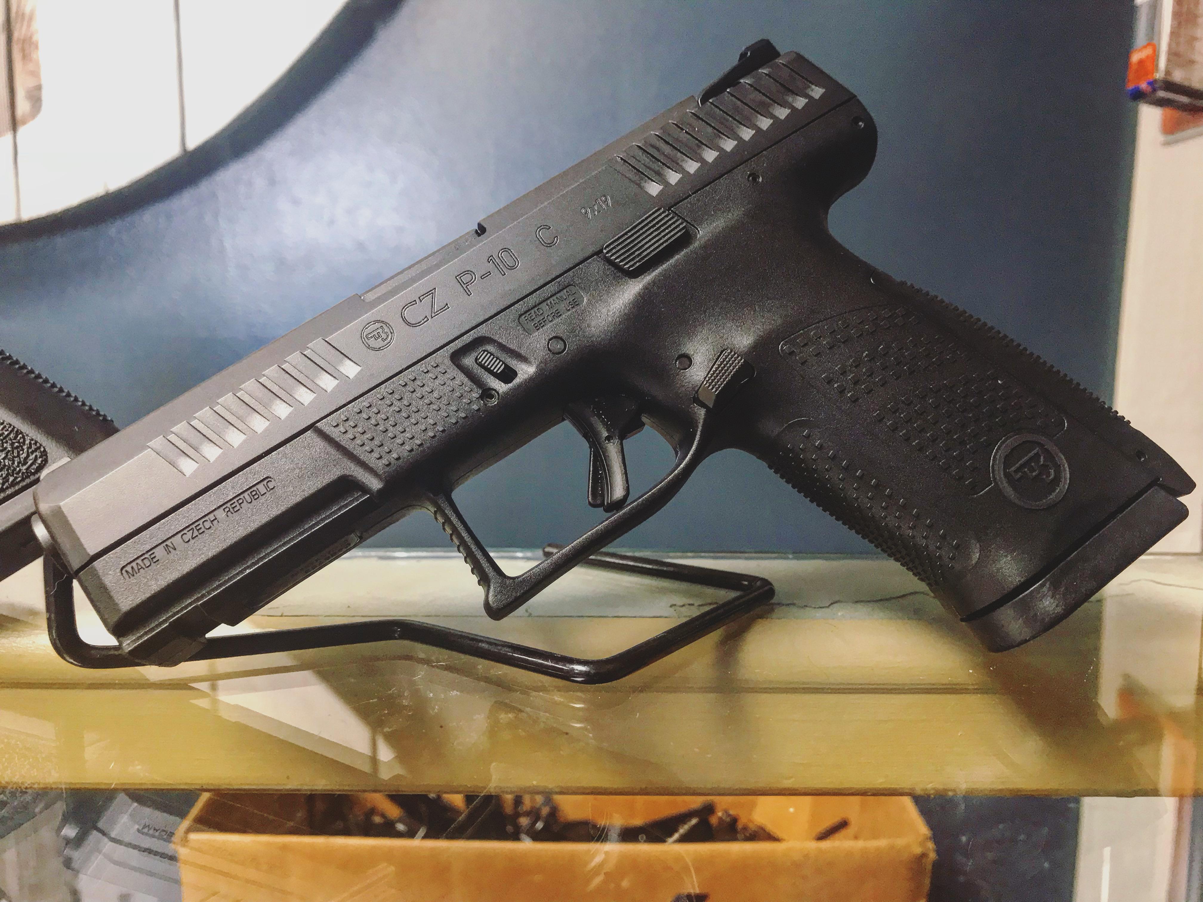 For Sale - CZ P10C 9mm - $500