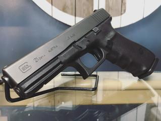 For Sale - Used Glock 21 Gen 4 .45 - $450