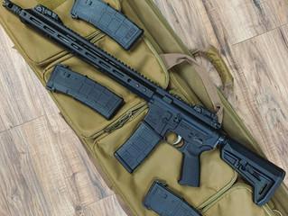 Aero/Ballistic/Magpul 5.56 AR Bundle - $1,100