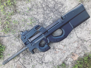 For Sale - FN PS90 5.7x28 w/ Micro Dot - $1850