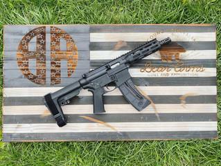 S&W M&P 15-22 Pistol - $540