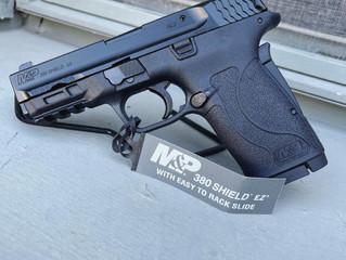 S&W Shield EZ 380 - $450