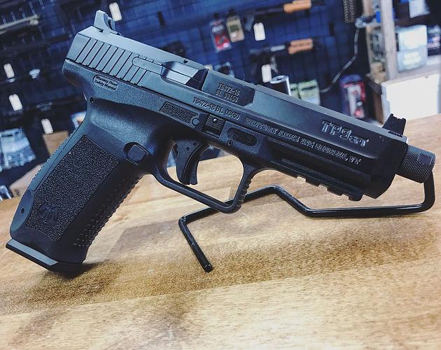 For sale - Canik TP9SFT 9mm - $460 | Gun Store | Council