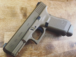 For Sale - UsedGlock 19X 9mm - $500