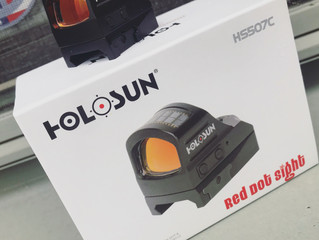 For Sale -Holosun HS507C Mini Red Dot - $275