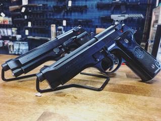 For sale - Surplus Beretta 92's - $380