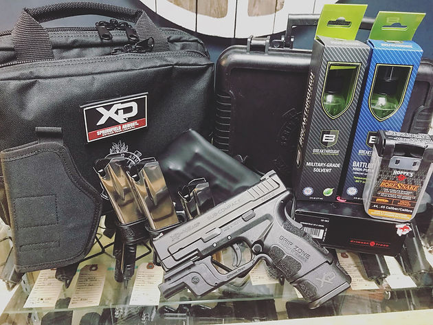 For Sale - New Springfield XD Mod 2 w/ tons of extras - $650